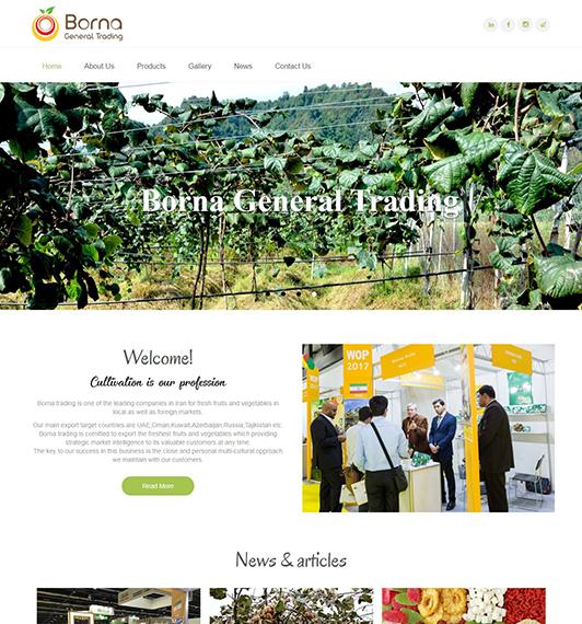 Borna General Trading