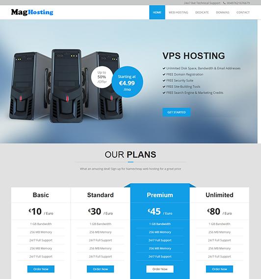 MAGHOSTING – Web Hosting,VPS Hosting