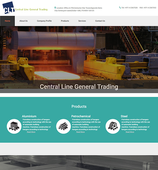 Central Line General Trading