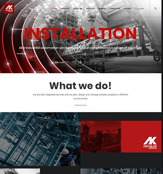 Arta Kar Newsad – Company