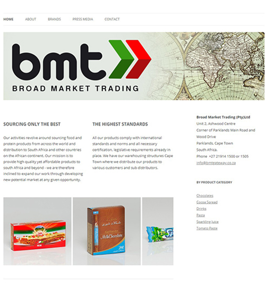 BMT – Broad Market Trading